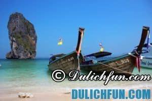 Hướng dẫn và kinh nghiệm du lịch Krabi đầy đủ nhất. Khám phá Krabi