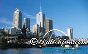 Kinh nghiệm du lịch Melbourne đầy đủ nhất, tiết kiệm. Thành phố Melbourne, du lịch Melbourne vui vẻ, tự túc