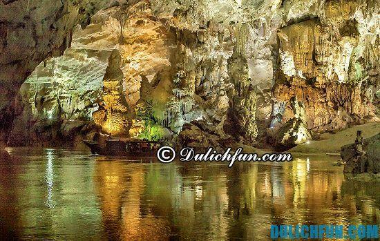 Kinh nghiệm du lịch Phong Nha Kẻ Bàng chi tiết: địa điểm du lịch nổi tiếng ở Phong Nha Kẻ Bàng