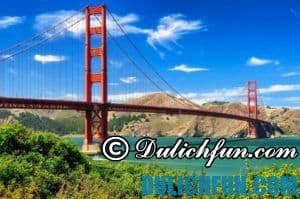 Kinh nghiệm du lịch San Francisco