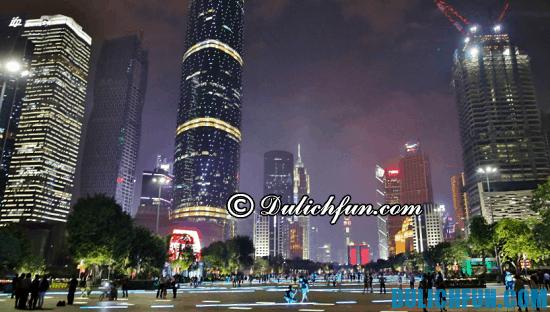 Tổng hợp tất cả kinh nghiệm du lịch Quảng Châu đầy đủ, chi tiết nhất