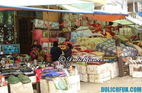 Kinh nghiệm mua sắm giảm giá ở Lạng Sơn không bị chém: Mua sắm ở chợ nào Lạng Sơn giá rẻ, chất lượng