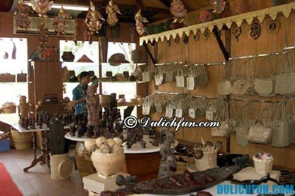 Kinh nghiệm mua sắm ở Langkawi. Địa chỉ mua sắm uy tín ở Langkawi