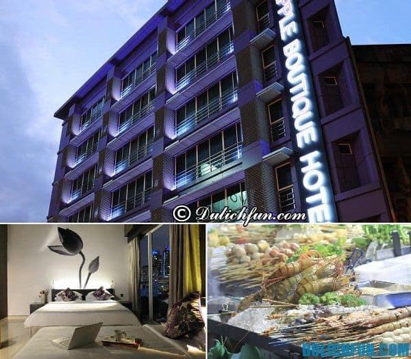 Khách sạn tốt giá rẻ nên ở tại Kuala Lumpur
