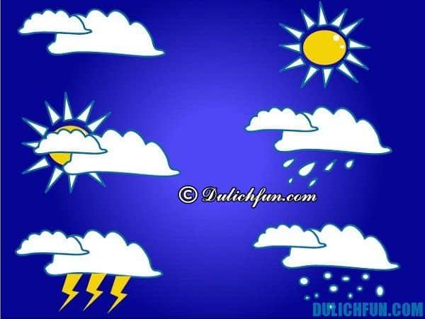 Lưu ý về thời tiết ở Indonesia. Những lưu ý cần thiết khi du lịch Indonesia