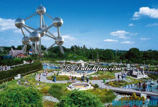 Mini-Europe, địa điểm tham quan, du lịch nổi tiếng ở Bỉ bạn nhất định phải tới - Kinh nghiệm du lịch Bỉ tự túc, giá rẻ