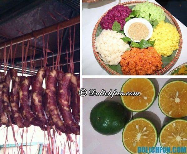 Ẩm thực & địa chỉ ngon ở Hà Giang