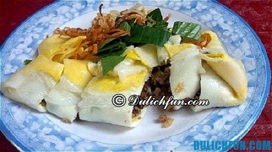 Ẩm thực độc đáo Hà Giang