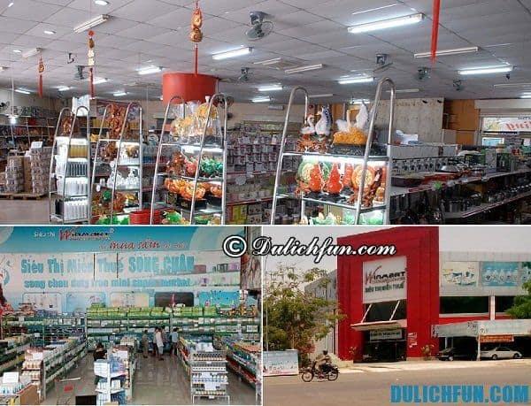 Mua sắm tại siêu thị miễn thuế ở Mộc Bài. Kinh nghiệm, hướng dẫn, cẩm nang du lịch Mộc Bài