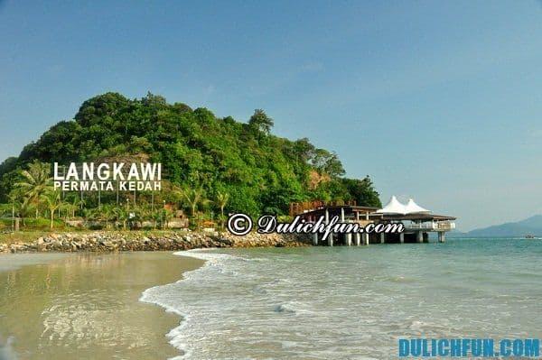 Kinh nghiệm mua sắm ở Langkawi