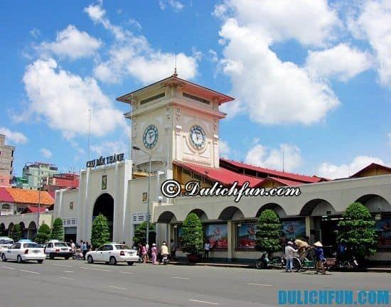 Mua sắm ở đâu Sài Gòn giá rẻ tốt nhất? Địa chỉ các khu chợ nổi tiếng ở Sài Gòn