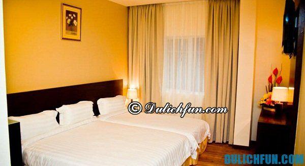 Nhà nghỉ, khách sạn tốt ở Kuala Lumpur. Du lịch Kuala Lumpur nên ở đâu?