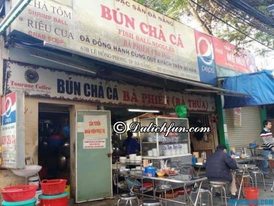 Nên ăn sáng ở đâu ngon nổi tiếng tại Đà Nẵng: Quán ăn sáng giá rẻ ở Đà Nẵng