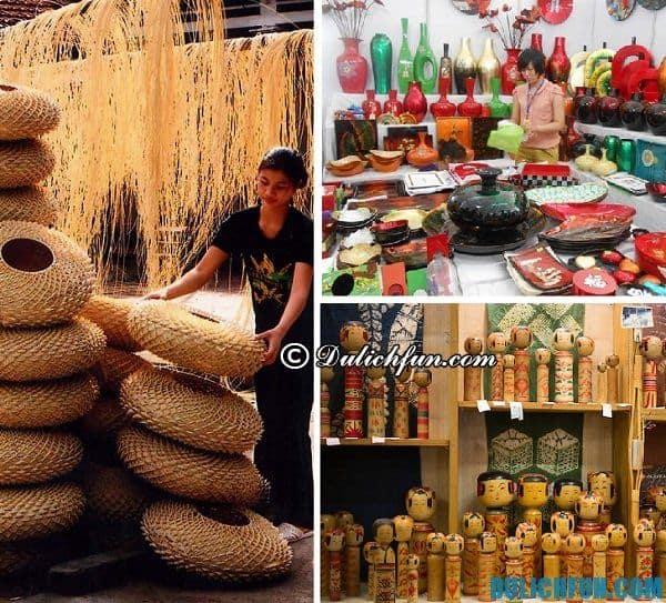 Nên mua gì làm quà khi du lịch Hà Nội?