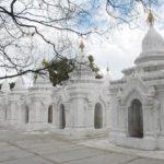 Ngôi chùa Kuthodaw- những ngôi chùa đẹp, nổi tiếng ở Myanmar. Ngôi chùa đẹp ở Myanmar
