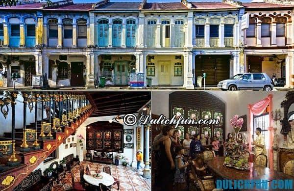 Những địa điểm ưa thích ở Penang nên ghé trong 1 ngày