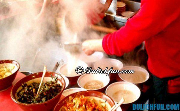 Địa chỉ ăn uống ngon rẻ ở Jakarta. Du lịch Jakarta nên ăn gì? ở đâu?