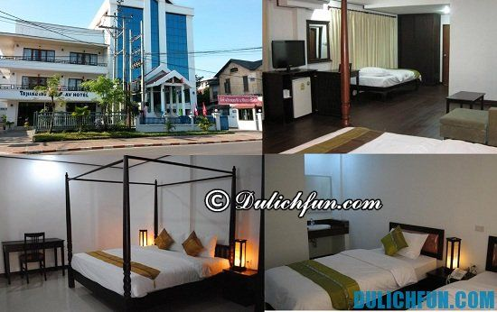 Nhà nghỉ, khách sạn ở Viêng Chăn (Vientiane) Lào giá hợp lý: Tư vấn nơi nghỉ ngơi khi đến Viêng Chăn
