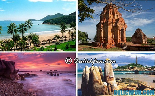 Những địa điểm du lịch đẹp nổi tiếng ở Phan Thiết. Tư vấn kinh nghiệm du lịch Phan Thiết