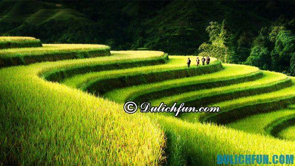 Những địa điểm nổi tiếng ở Hà Giang