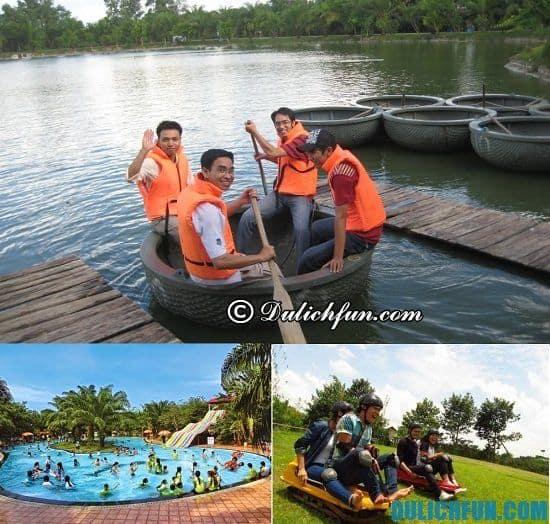 Những địa điểm vui chơi thư giãn thú vị ở Đồng Nai: Đồng Nai có chỗ nào chơi