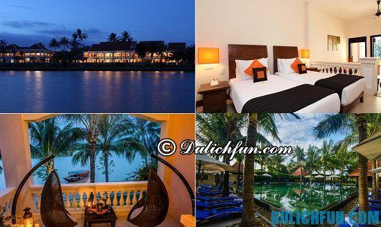 khách sạn 5 sao nghỉ dưỡng lý tưởng ở Hội An tốt nhất: Khách sạn, resort 5 sao sang trọng ở Hội An