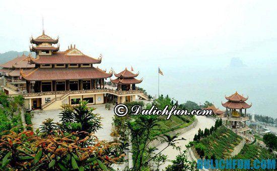Núi Yên Tử, điểm tham quan, du lịch ở Quảng Ninh bạn nhất định phải tới