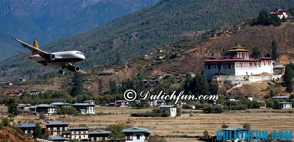 Kinh nghiệm du lịch Bhutan - phương tiện di chuyển khi du lịch Bhutan. Hướng dẫn tour du lịch Bhutan giá rẻ