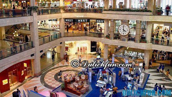 Mua sắm ở đâu khi du lịch Jakarta, Indonesia? Plaza Senayan, địa điểm mua sắm giá rẻ, chất lượng ở Jakarta