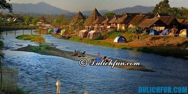 Thành phố Phrae- du lịch Bắc Thái Lan tự túc, tiết kiệm