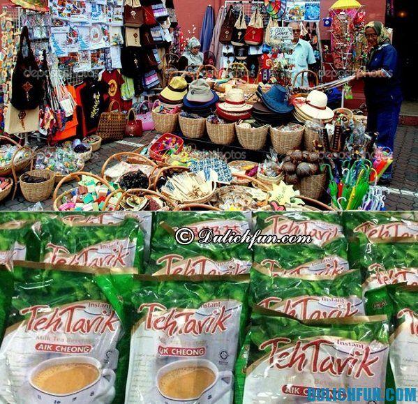 nên mua gì làm quà ở Langkawi. Kinh nghiệm mua sắm ở Langkawi