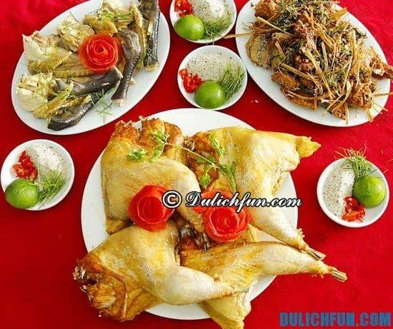 Quán ăn đặc sản ngon ở Nam Định hấp dẫn giá rẻ: Tư vấn ăn uống khi đến Nam Định