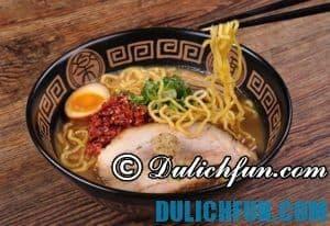 Quán ăn ngon rẻ ở Kyoto, đặc sản Kyoto