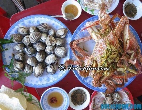 Quán ăn nào ngon giá rẻ ở Tuy Hòa rộng rãi, thoáng mát: Địa chỉ ăn nhậu hấp dẫn ở Tuy Hòa