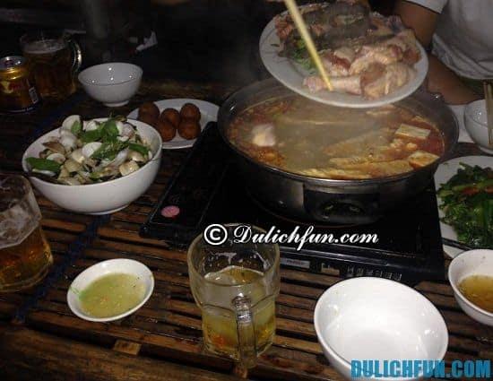 Quán ăn ngon nổi tiếng ở Nam Định: Nên ăn ở đâu Nam Định ngon nhất