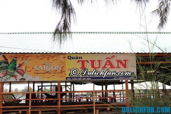 Quán ăn ngon ở Tuy Hòa chất lượng tốt: Địa chỉ nhà hàng nổi tiếng ở Tuy Hòa