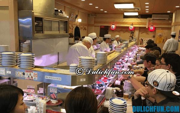 Địa chỉ ăn uống ngon rẻ ở Kyoto. Du lịch Kyoto nên ăn uống ở đâu?