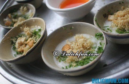 Quán ăn vặt ngon bổ rẻ ở Tuy Hòa: Ăn ở đâu ngon tại Tuy Hòa Phú Yên