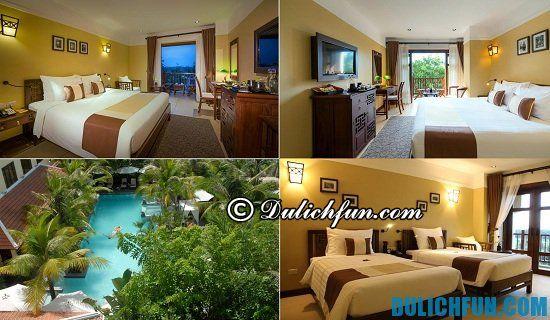 Resort gần phố cổ Hội An tiện nghi, dịch vụ chuyên nghiệp: Khách sạn 4 sao cao cấp ở phố cổ Hội An