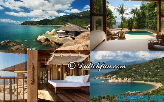 Resort nghỉ dưỡng cao cấp ở Nha Trang: Khách sạn 5 sao ven biển Nha Trang view đẹp, sạch sẽ