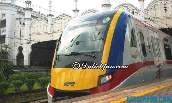 Cách di chuyển từ Singapore sang Maylaysia. Những cách, phương tiện đi từ Singapore tới Malaysia?