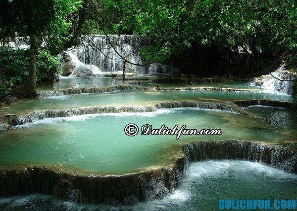 Điểm du lịch hấp dẫn ở Luang Prabang. Du lịch Luang Prabang nên đi đâu?