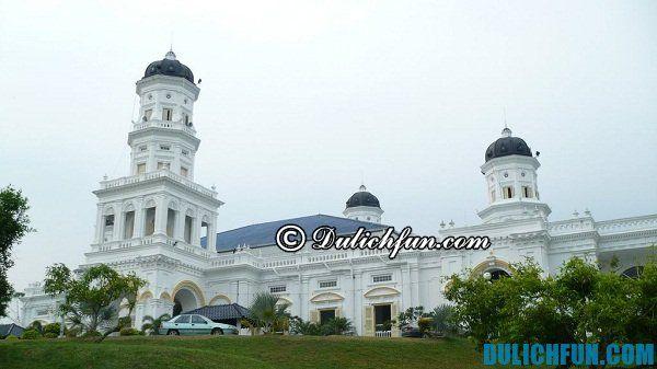 Kinh nghiệm du lịch Johor Bahru. Du lịch Johor Bahru nên đi đâu?