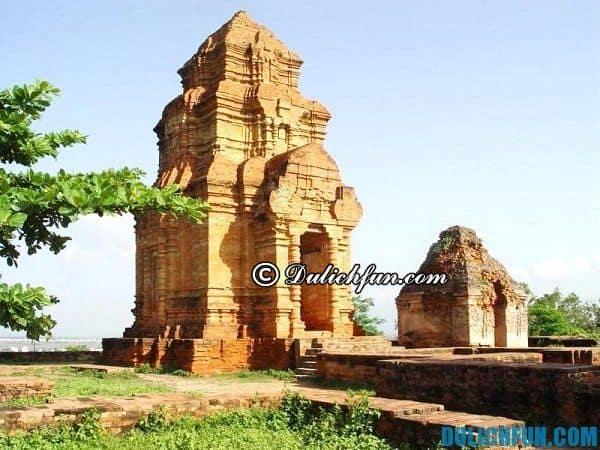 Tháp cổ Poshanư, địa điểm du lịch đẹp nổi tiếng ở Phan Thiết. Những địa điểm du lịch Phan Thiết
