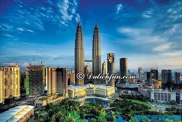 Những điểm du lịch đẹp nổi tiếng ở Malaysia. Du lịch Malaysia nên đi đâu?