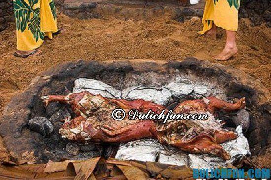 Thịt heo Kalua, món ăn ngon, nổi tiếng ở Hawaii bạn không nên bỏ lỡ