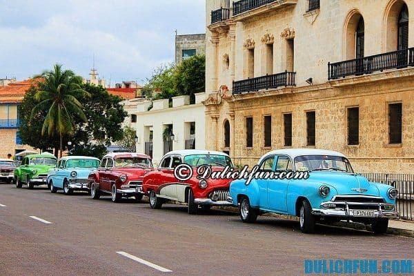 Kinh nghiệm du lịch Cuba: Thời điểm đẹp & lý tưởng.