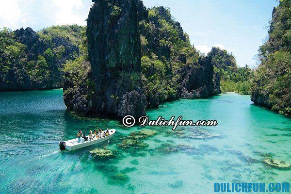 Thời điểm du lịch El Nido Philippines. Kinh nghiệm du lịch El Nido Philippines tự túc, tiết kiệm