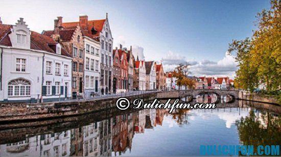 Du lịch Bỉ mùa nào là đẹp nhất? Thời điểm thích hợp nên đi du lịch Bỉ - Kinh nghiệm du lịch Bỉ tự túc, giá rẻ