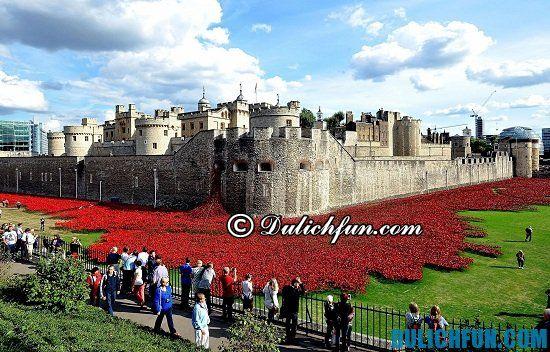 Kinh nghiệm du lịch London, Anh - Nên đi du lịch London vào mùa nào? Thời điểm thích hợp nên đi du lịch London